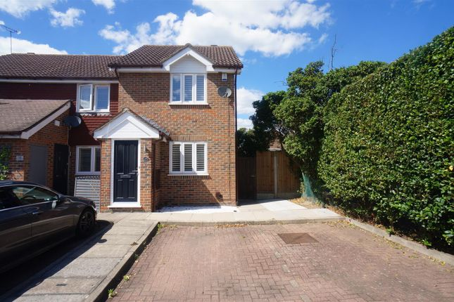 Thumbnail End terrace house for sale in Westminster Gardens, London