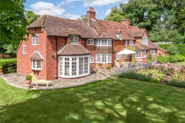 Thumbnail Detached house for sale in Monks Alley, Binfield, Bracknell, Berkshire