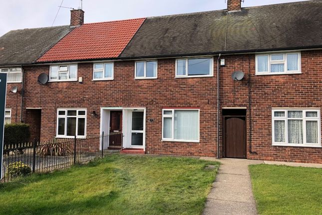 Thumbnail Terraced house to rent in Stratton Close, Hull