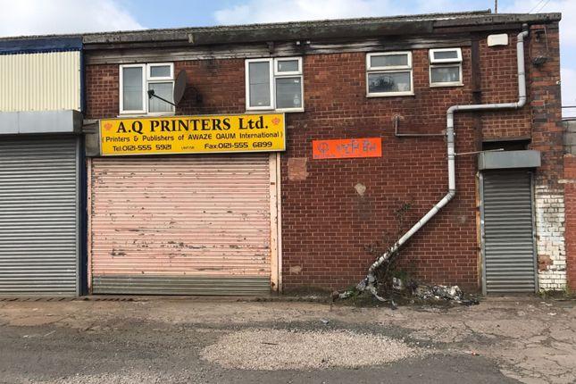 Thumbnail Industrial to let in Rabone Lane, Smethwick