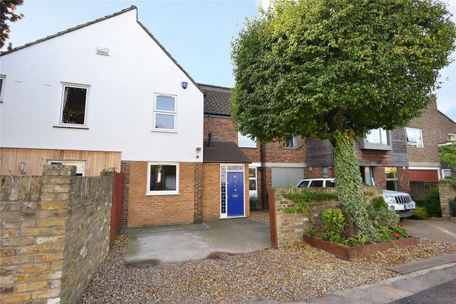 Thumbnail Terraced house for sale in Langton Way, London