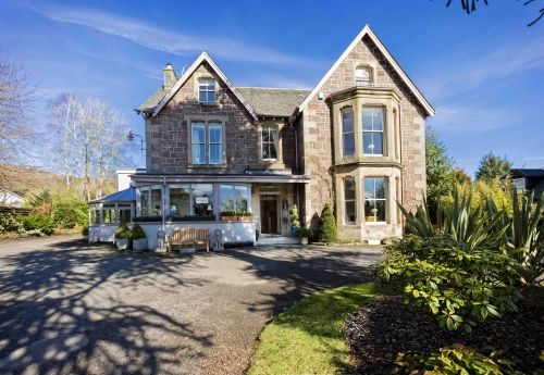 Thumbnail Detached house for sale in Callander, Perth And Kinross