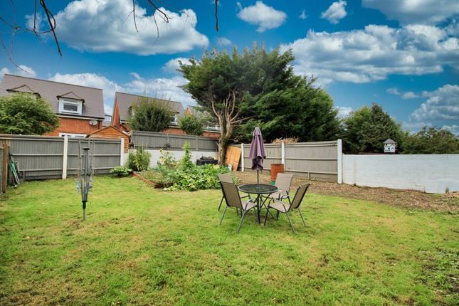 Garden of 46, Peartree Avenue, Southampton SO19