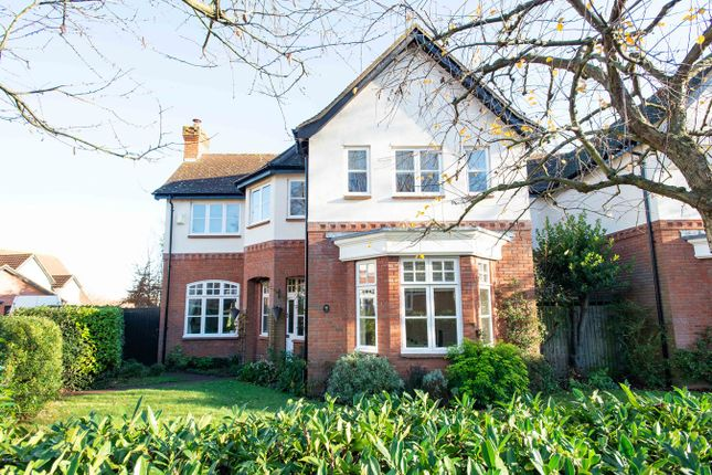 Thumbnail Detached house for sale in Rowanwood Avenue, Sidcup