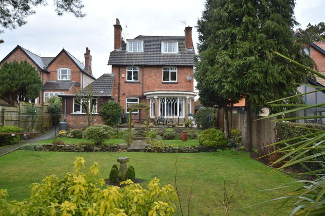 Thumbnail Detached house for sale in Wychford, Castle Hill, Duffield, Belper