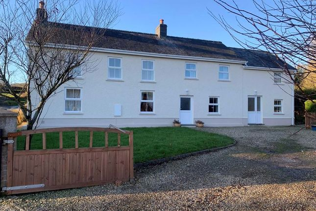 Thumbnail Detached house for sale in Talgarreg, Llandysul, Carmarthenshire