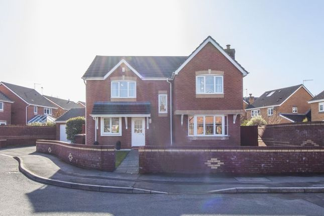 Thumbnail Detached house for sale in Buttercup Close, Rogerstone, Newport