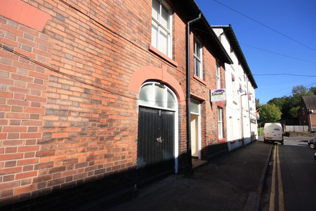 Thumbnail Flat to rent in Liverpool Road, Kidsgrove, Stoke-On-Trent