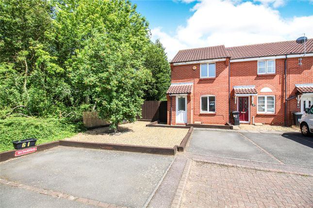 Front Elevation of Speedwell Drive, Hamilton, Leicester LE5