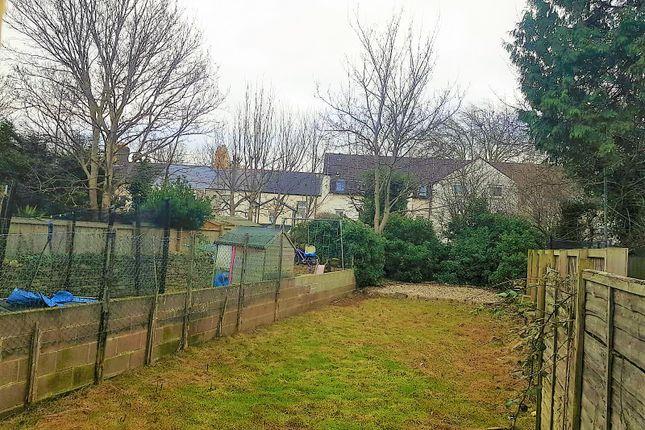 Garden of Eclipse Street, Roath, Cardiff CF24