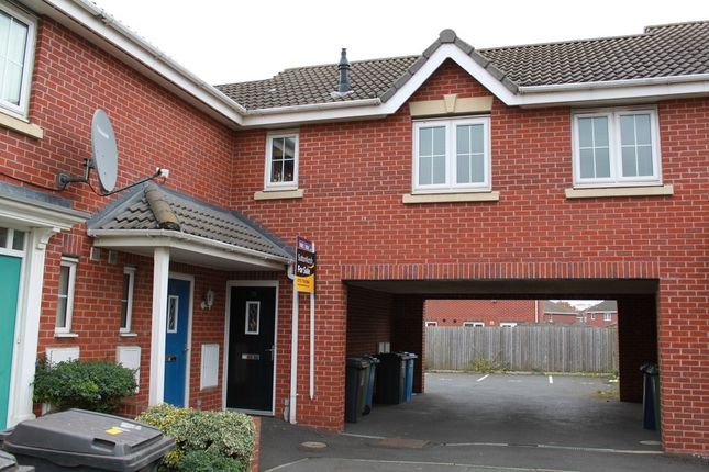 Thumbnail Flat to rent in Wellingford Avenue, Widnes