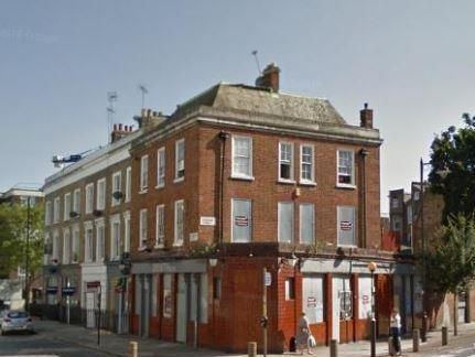 Thumbnail Land for sale in 125, Packington Street, Islington