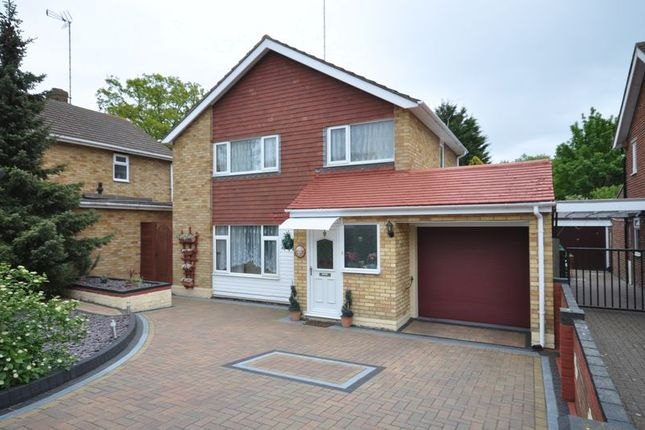 Thumbnail Detached house for sale in Booth Avenue, Colchester
