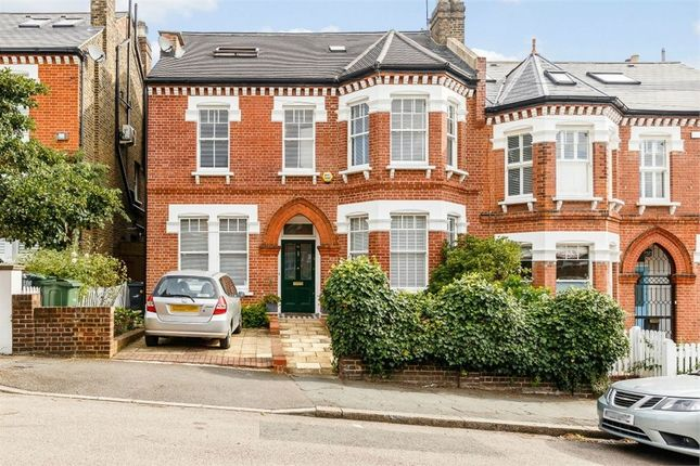 Thumbnail Semi-detached house for sale in Lanercost Road, London