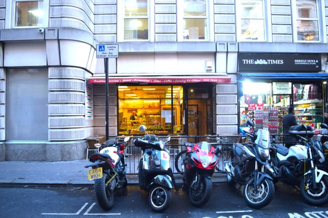 Thumbnail Restaurant/cafe to let in Museum Street, Bloomsbury, London