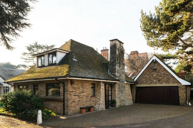 Thumbnail Detached house for sale in Monroe Drive, London