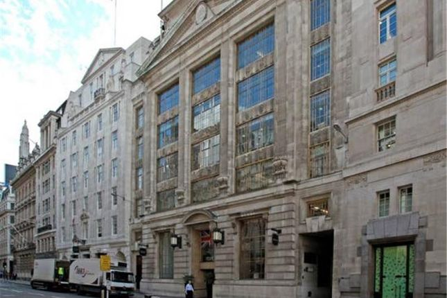 Thumbnail Office to let in 24, Cornhill, London