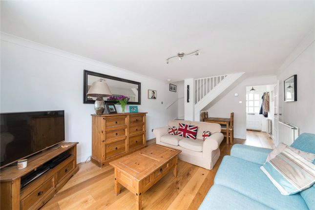 Thumbnail Terraced house for sale in Henry Doulton Drive, Wandsworth, London
