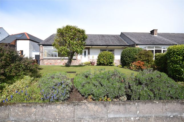 Thumbnail Semi-detached bungalow for sale in Navarre Street, Broughty Ferry, Dundee, Angus