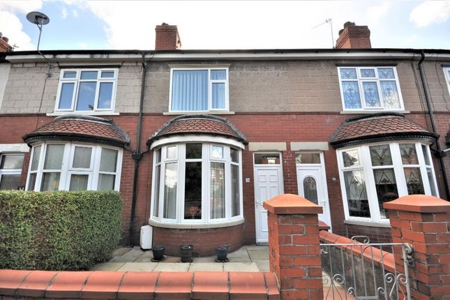 Thumbnail Terraced house to rent in Lynwood Avenue, Blackpool, Lancashire