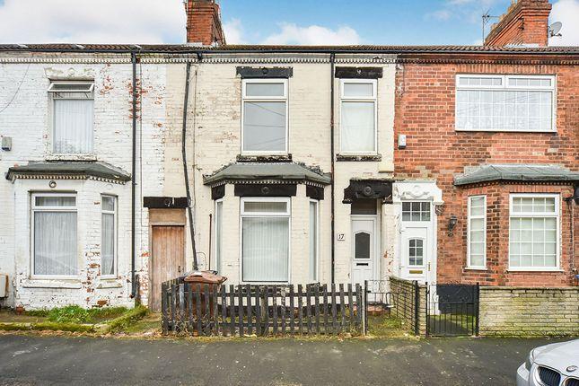 Photography of Devon Street, Hull, East Yorkshire HU4
