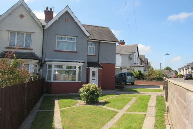 Thumbnail Semi-detached house for sale in Pen Y Garn Road, Ely, Cardiff