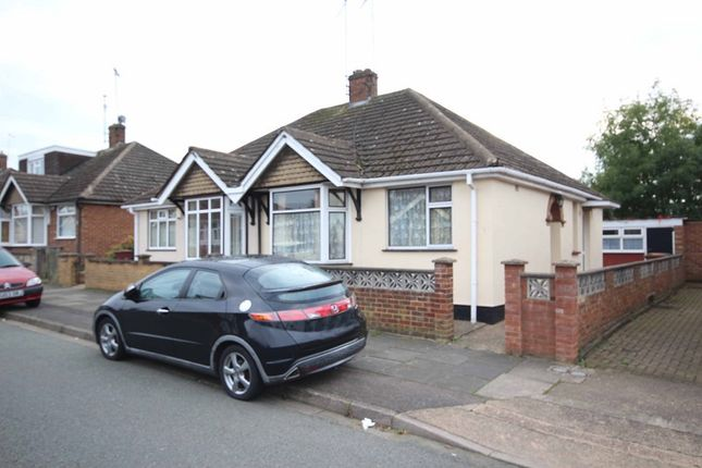 Thumbnail Semi-detached bungalow to rent in Yelvertoft Road, Northampton, Northamptonshire.