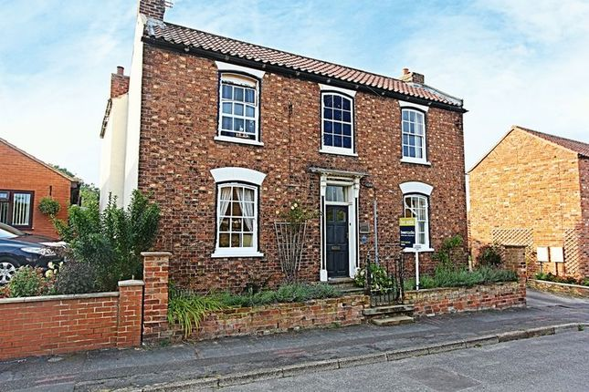 Thumbnail Detached house for sale in Cross Street, Barrow-Upon-Humber