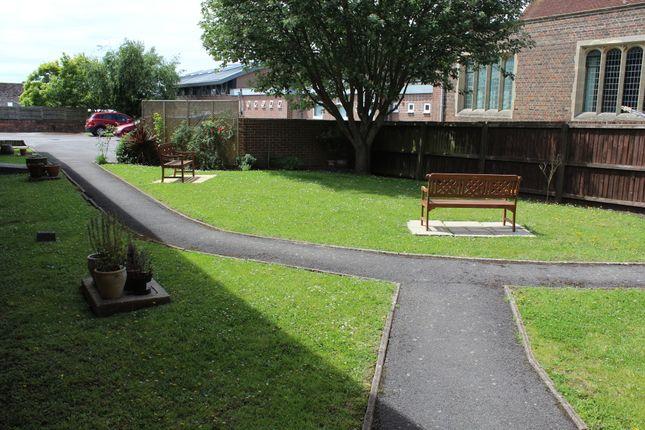 Communal Gardens of Jubilee, Spa Road, Weymouth DT3