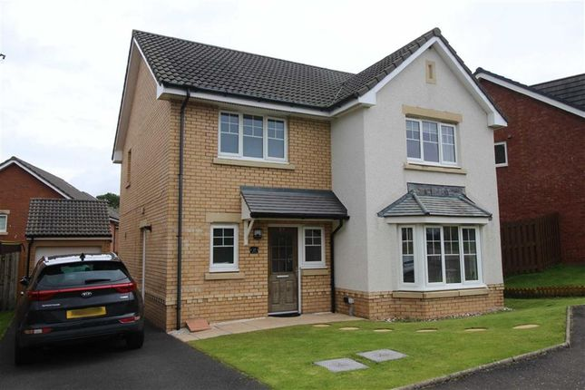 Thumbnail Detached house for sale in Jacobs Close, Inverkip Greenock, Renfrewshire
