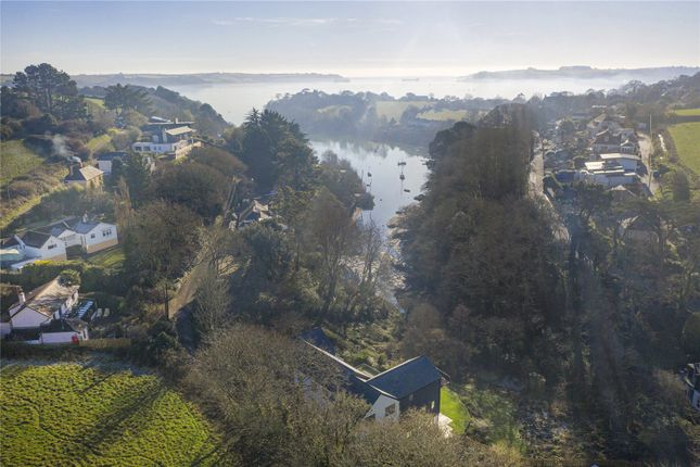Thumbnail Detached house for sale in Pill Lane, Feock, Truro, Cornwall