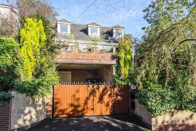Thumbnail Detached house for sale in Lower Way, Upper Longon, Rugeley