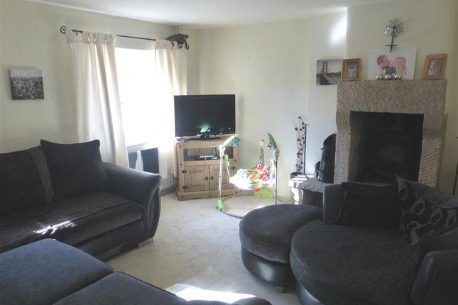 Living Room of Main Street, Birchover, Matlock DE4