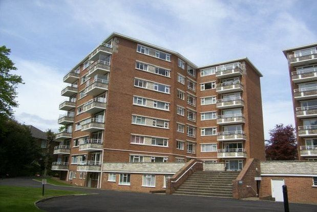 Thumbnail Flat to rent in 27 West Cliff Road, Bournemouth