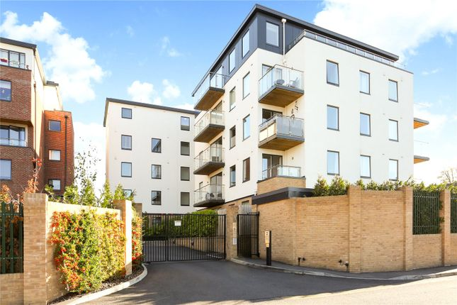 Thumbnail Flat for sale in Grosvenor Mansions, Sullivan Road, Camberley, Surrey