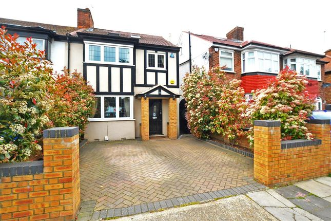 Thumbnail Semi-detached house to rent in Jersey Road, Hounslow