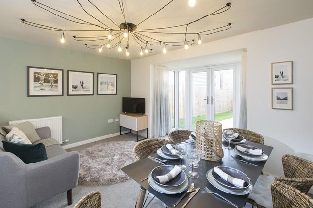 """Thumbnail Terraced house for sale in """"Cannington"""" at Tweed Street, Leicester"""