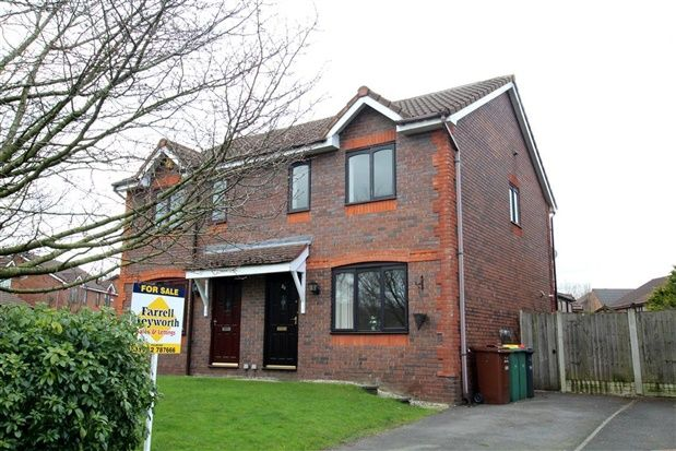 Thumbnail Property for sale in Redsands Drive, Preston