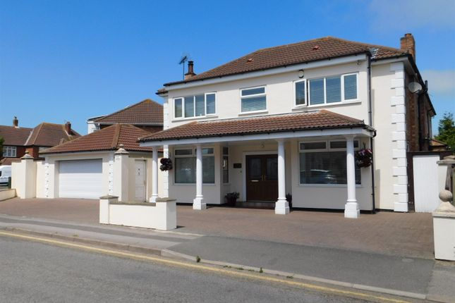 Thumbnail Detached house for sale in Saxby Avenue, Skegness, Lincs