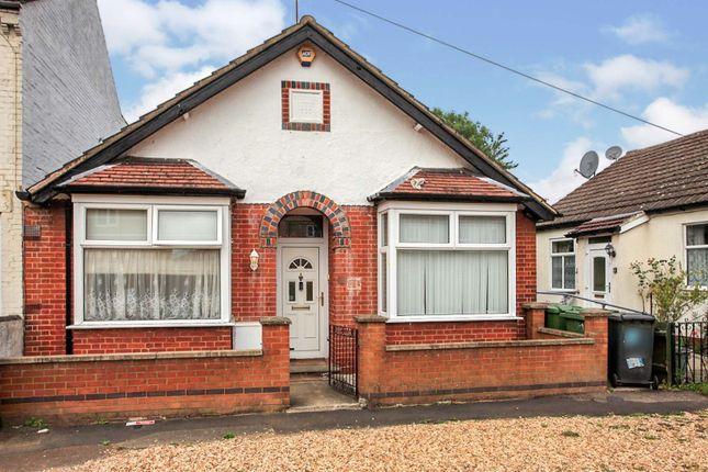 Thumbnail Semi-detached bungalow for sale in Jubilee Street, Peterborough