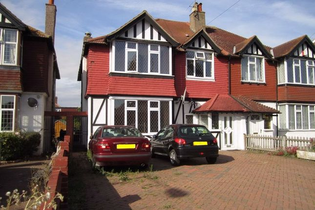 Thumbnail Semi-detached house for sale in Halfway Street, Sidcup, Kent