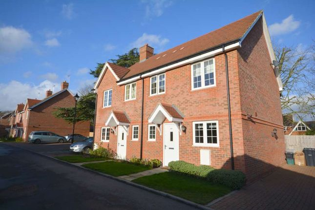 Thumbnail Detached house to rent in Brudenell Close, Amersham