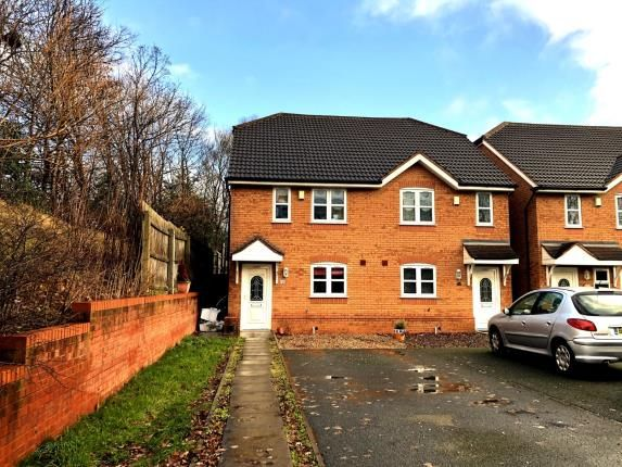 Thumbnail Semi-detached house for sale in Welshmans Hill, Sutton Coldfield, West Midlands