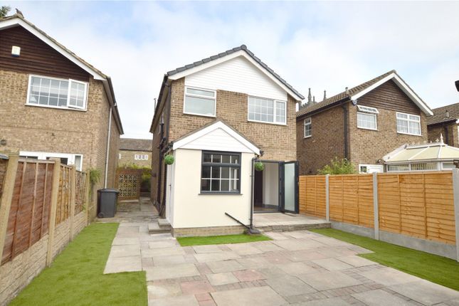 Thumbnail Detached house for sale in South Parade Close, Pudsey, West Yorkshire