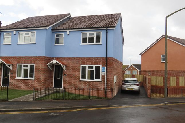 Thumbnail Semi-detached house for sale in Bilhay Lane, West Bromwich