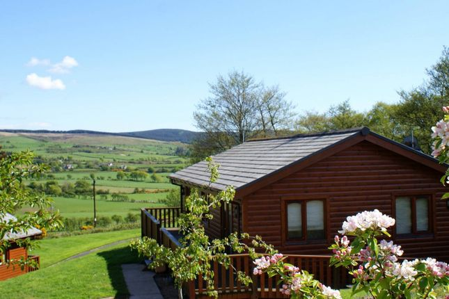 Thumbnail Lodge for sale in Torbeg, By Blackwaterfoot, Isle Of Arran, North Ayrshire