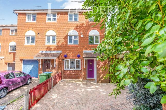 Thumbnail End terrace house for sale in Captains Place, Southampton, .