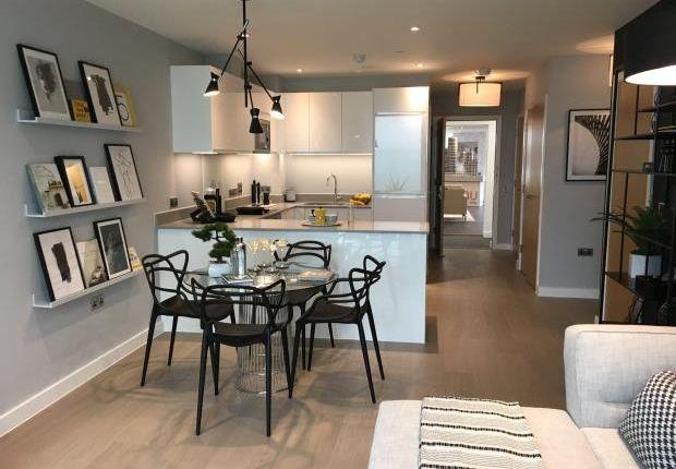 Thumbnail Flat for sale in The Heights, 360 Barking, London