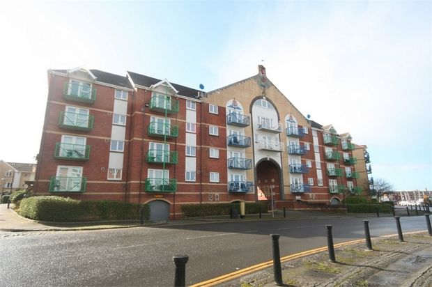 2 bed flat for sale in Fitzroy House, Trawler Road, Maritime Quarter, Swansea SA1