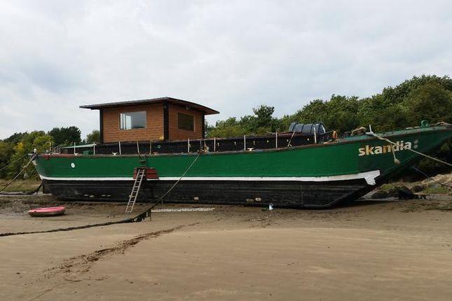 Thumbnail Houseboat for sale in Heanton Punchardon, Barnstaple